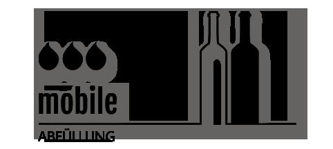 Mobile Weinabfüllung